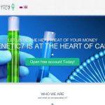 Genetic7.com — Не платит, скам