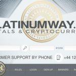 Platinumway.biz — Не платит, скам