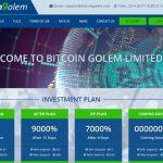 Bitcoingolem.com — Платит, обзор и отзывы