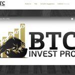 Btc-investpro.com — Не платит, скам