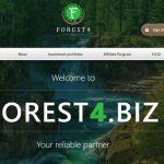 Forest4.biz — Не платит, скам